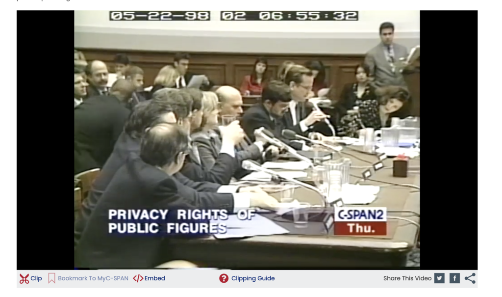 Privacy Rights of Public Figures