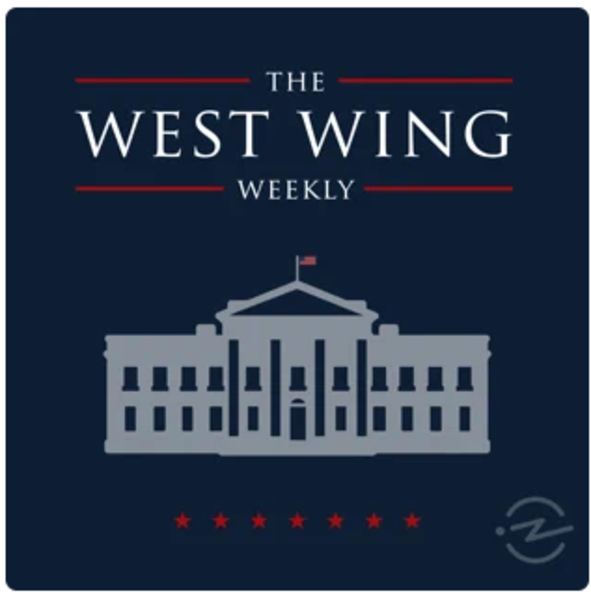 The West Wing Weekly: The Wake Up Call (with Lawrence Lessig)