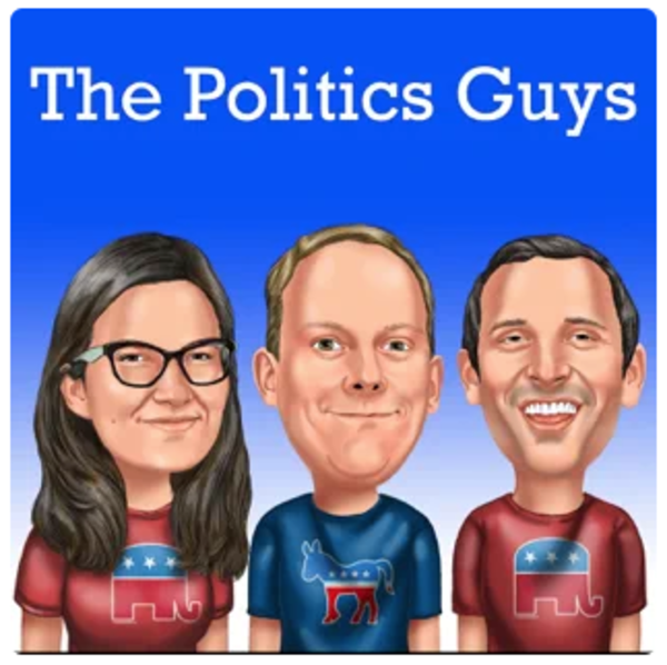 The Politics Guys: Lawrence Lessig on Campaign Finance Reform